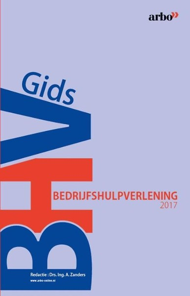 Gids BHV van Vakmedianet, eindredactie Arthur Zanders