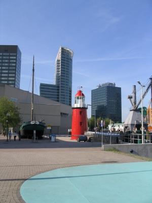 Over ZANDERS_Vuurtoren Rotterdam